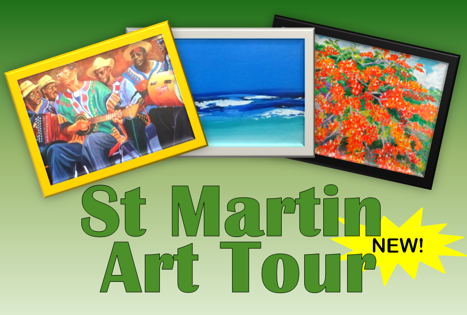 St Martin Art Tour