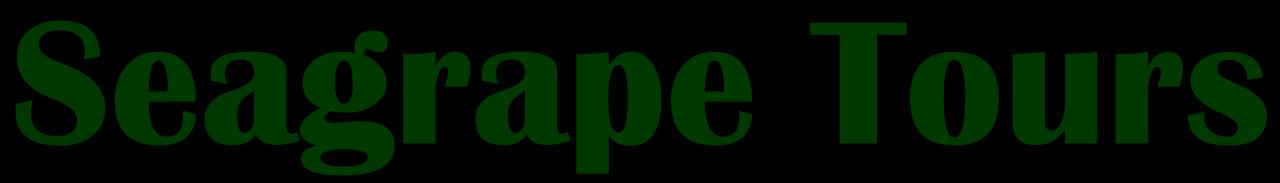 Seagrape Tours