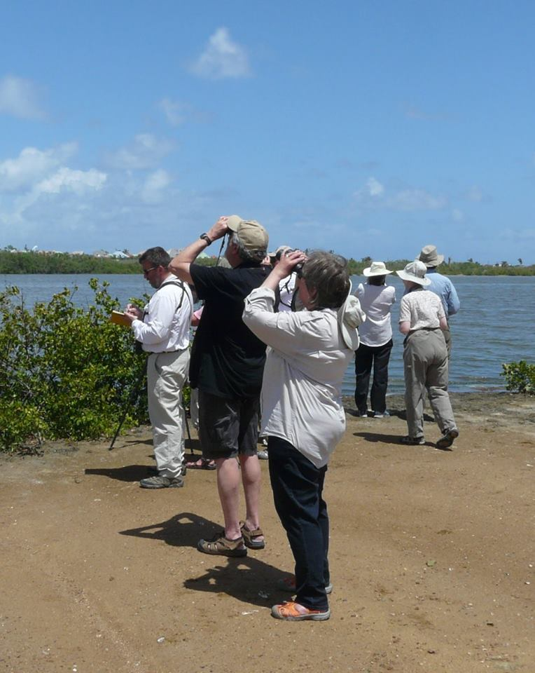 A Private Group of birders