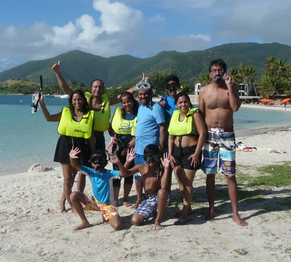 Learn how to snorkel with us!
